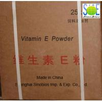 Poultry Feed Additives Off White Vitamin E Powder CAS 7695-91-2 SV-E98FE Manufactures