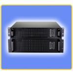 1000VA 2000VA 3000VA 6000VA pure sine wave rack mount online ups USB , RS232 Interface for telecom Manufactures