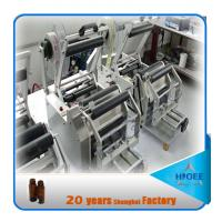 China Semi automatic self adhesive sticker vial labeling machine hand on sale