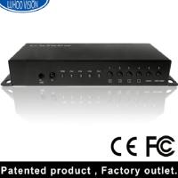 4 Input Hdmi Multiviewer , Security Camera Video Splitter Multiple Display Modes Manufactures