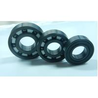 Full Ceramic Ball Bearings / Deep Groove Ball Bearing 12 Months Guarantee Manufactures