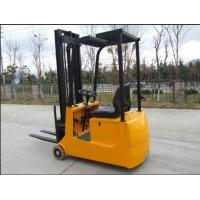 1 Ton Capacity Small 3 Wheels Electric Forklift Max. Lifting Height 90mm Manufactures