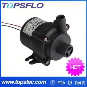 TOPSFLO dc micro pump,water circulation pump food grade pump  coffee makers TL-B01 Manufactures