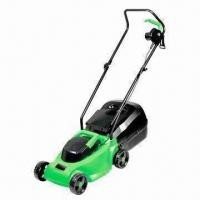 Electric Lawn Mower with 800 to 1,000W Rated Power Manufactures