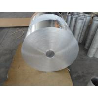 Alloy 8011  Soft Aluminum Foil Roll 0.0065mm to 0.2mm Width 15mm-1200mm Manufactures