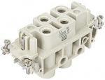 Heavy Duty Connectors (HK-4/0F) Manufactures