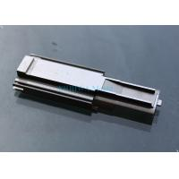 Car Precision Parts Silver Insert Discharged With Steel Material And Short Delivery Manufactures