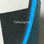 Playground Composite PU Foam Underlay Shock Pad Soccer Baseball Court Manufactures
