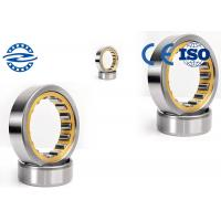 High Performance Cylindrical Roller Bearing 50mm * 70mm * 14mm NJ1005M Manufactures