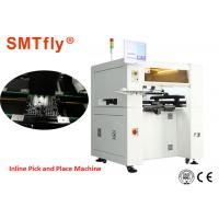 4 Mounting Heads SMT Pick And Place Machine / Pnp Machine 220V,50Hz SMTfly-PP4H Manufactures