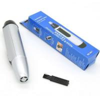 Nose and Ear Hair Trimmer Power supply with AA Battery Manufactures