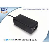 Use Black 15V 1.5A AC DC Desktop Switching Power Supply With AC Cable Manufactures