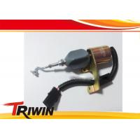 Professional Cummins 6CT Diesel Engine Shut out Stop Solenoid Valve 4942879 24V Manufactures
