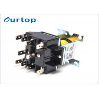 24VAC Miniature Switching Relay Coil Voltage ATR4 - 341 For Heat Pumps Manufactures