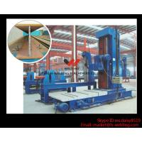 Buy cheap Adjustable Vertical Milling Machine For Box / I Beam End Face Milling In Steel from wholesalers