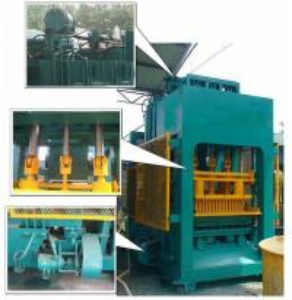 hollow concrete block machine Manufactures