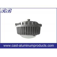 Making Mold Firstly / Precision Metalwork Casting Aluminum Parts Housing For Explosion - Proof Lamps Manufactures