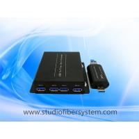 USB 3.0 AOC splitter distribute to 4 port usb3.0/usb2.0/usb1.0 Manufactures
