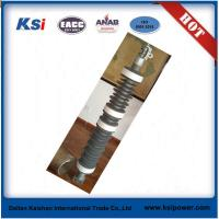 138KV composite line post insulator at factory price Manufactures