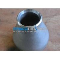 ASTM A815 / ASME SA815 F51 / F53 Duplex Steel Eccentric Reducer Pipe Fitting Manufactures