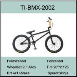 20 Inch Steel BMX Bike Manufactures