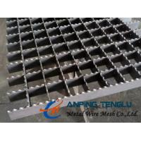 Non-slip Serrated Welded Steel Grating, Used as Platforms, Walkaways, etc Manufactures