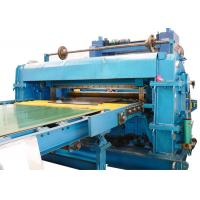 Straightening Rotary Shear Cut To Length Line High Speed For Aluminum Coil Manufactures