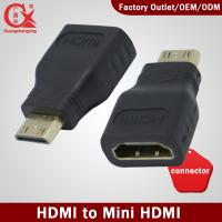 hdmi Female to Mini Male Type C Adapter Converter Tablet Phone DV Manufactures