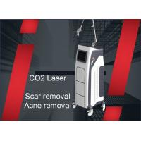 10600nm Skin Peeling Scar Removal Co2 Laser Machine for Vaginal Tightening , Skin Care Manufactures