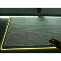 Quality light box V groove machine for sale