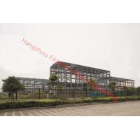 High Stability Framed Industry Steel Building Fit For Earthquake And Hurricane Manufactures