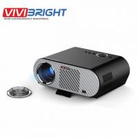 wholesale  GP90 GP90UP LCD Projector 3200 Lumens Full HD Projector Home Theater Support  Movie Cinema with Speaker Manufactures