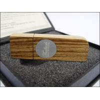 High Speed 4GB Bootable Elegant Wooden USB Flash Drive Manufactures