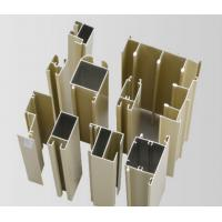 Powder Painted / Anodized Aluminum Extrusion Profiles For Side Hung Doors Manufactures