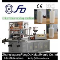 China FD manufactures 1 liter hdpe bottle injection blow mould for IBM on sale