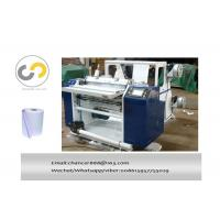 2ply thermal paper slitting and rewinding machine, carbonless paper roll slitter rewinder Manufactures