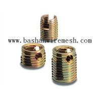 Top quality 1/4-20 Hardness screw thread insert wire thread insert by bashan Manufactures