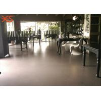 China Green Self Levelling Compound , Flow Automaticly Garage Floor Self Levelling Compound on sale