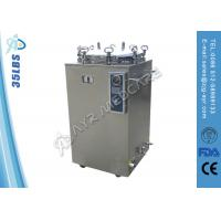Machinery Type Stainless Steel Steam Vertical Sterilizer Autoclave Manufactures