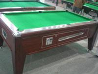 Coin Operated Pool Table (COT-002) Manufactures