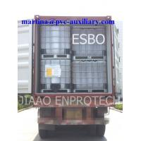 China eco-friendly plasticizer ESBO/ESO/Epoxidised soybean oil for daily plastic products on sale