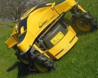 China Robotic lawn mower(intelligent grass cutter,auto lawn mower) on sale