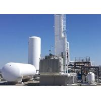 China High Efficiency Cryogenic Air Separation Plant High Purity Nitrogen Generation on sale