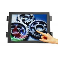 17 Inch Industrial Touch Screen Monitor , Energy Saving Panel Mount Touch Screen Manufactures