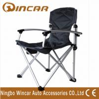 China Aluminum folding camping chairs / collapsible chairs for camping on sale