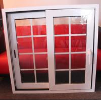German hardware mosquito net red sandalwood european style aluminum sliding windows Manufactures