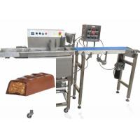 Eletric Mini Chocolate Tempering Machine For Biscuit Silver Color Manufactures