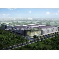 Modern 20 x 40 metal building kits , clear span buildings by Heavy steel Manufactures