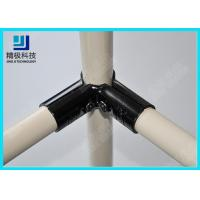 Rotational Lean Tube Steel Pipe Joints For Pipe Rack System Vertical Angle Joint Manufactures