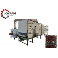 SUS304 Hot Air Meat Drying Machine  Preserved Products Sausage Dryer Machine Manufactures